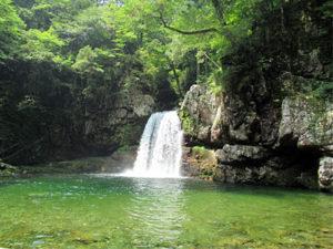 三段峡二段滝